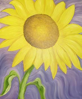 Sunflower by Lori Stephens