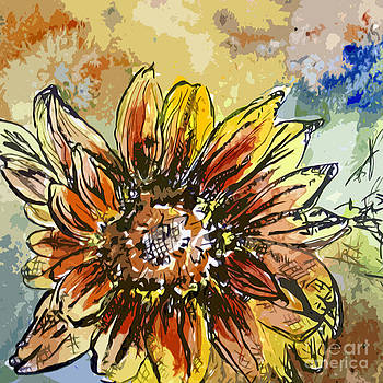 Ginette Callaway - Sunflower Moroccan Eyes