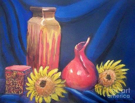Sunflower Serenade by Sandra McClure