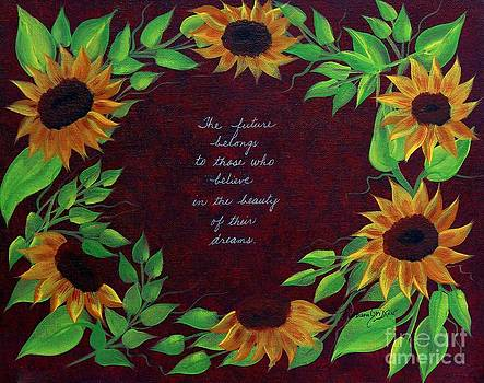 Barbara Griffin - Sunflowers and Dreams