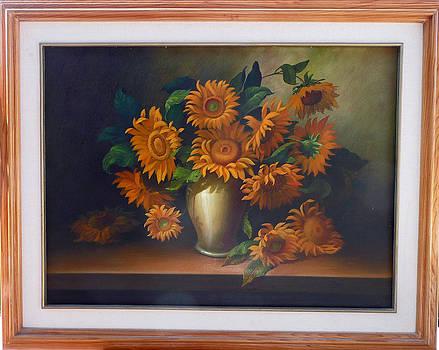 Sunflowers by Daniel Orozco