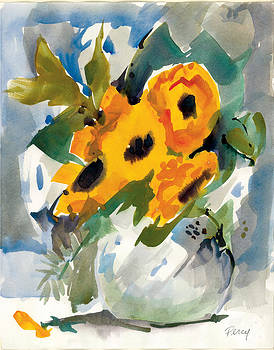 Sunflowers by Pat Percy