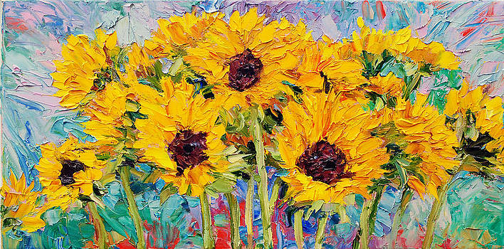 Sunflowers by Steven Boone