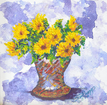 Sunflowers by Susan Ruopp