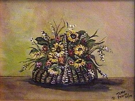 Sunflowers  by Terry  Phillips