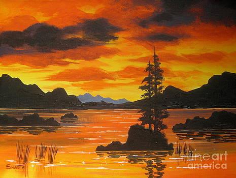 Shasta Eone - SUNLIGHT  FIRE