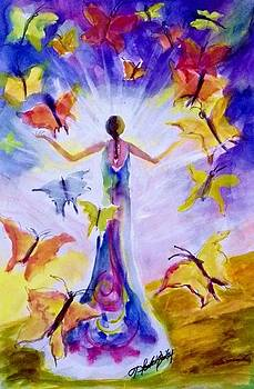 Sunlight of the Spirit II by Therese Fowler-Bailey