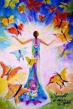 Sunlight of the Spirit by Therese Fowler-Bailey