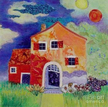 Sunlit House by Susan Minier