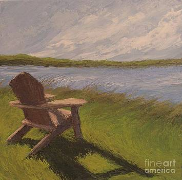Sunlit Serenity by Beverly Belanger
