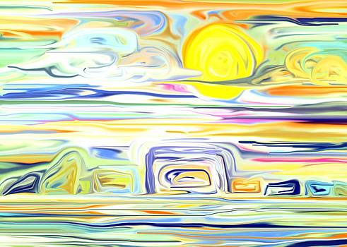 Sunny Day by Anne Neumann