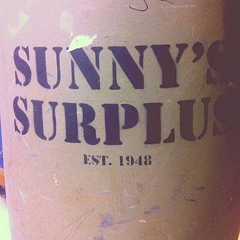 #sunnysurplus #goodwill by Artondra Hall