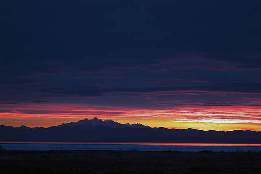 Sunrise 1 by Ed Nicholles