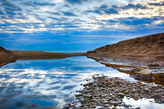 Sunrise 10-19-13 by Michael  Bennett