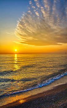 Sunrise 10-30-13 by Michael  Bennett
