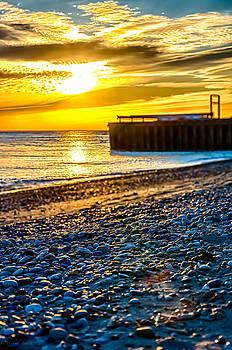 Sunrise 11-9-13 by Michael  Bennett