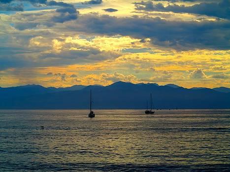Sunrise -2 by Vidyut Singhal