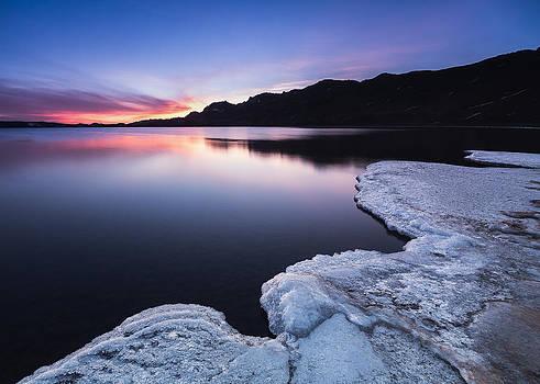 Sunrise by Arnar B Gudjonsson