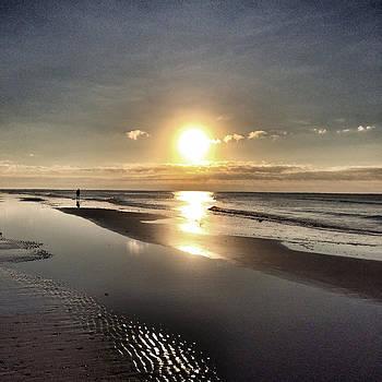Sunrise at Low Tide by Patricia Januszkiewicz