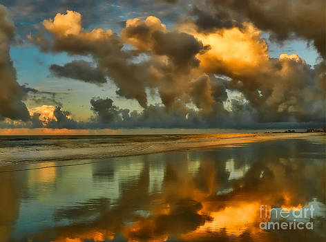 Sunrise At Myrtle Beach II by Jeff Breiman