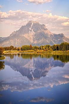 Marty Koch - Sunrise at Oxbow Bend 2