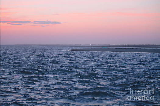 Cathy Lindsey - Sunrise at Pamlico Sound