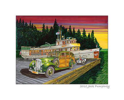 Jack Pumphrey - Port Madison Sunrise