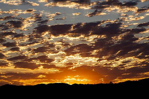 Sunrise at Spirit Lake Sanctuary 20140710 0604 by G Matthew Laughton