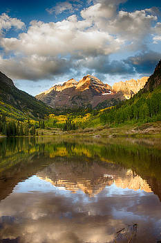 Sunrise at the Bells by Dawn Morrow