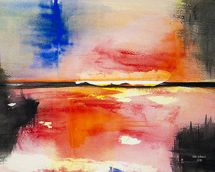 Sunrise Breaks the Darkness by Kate Johnson