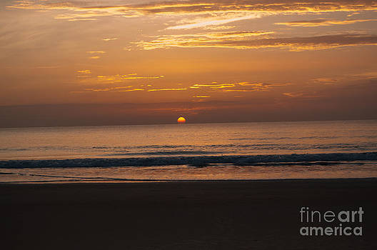 Sunrise  by Denise Ellis