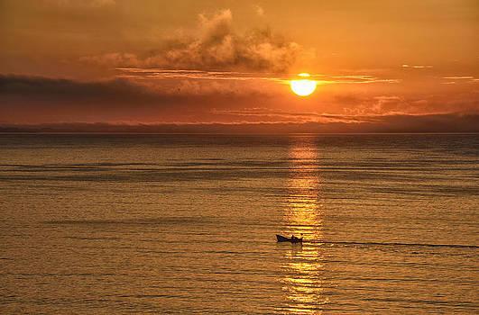 Sunrise by Dimitar Rusev