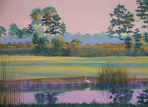 Sunrise Eleven by Bonnie Golden