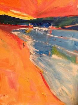 Sunrise Harbor by Jim Noel