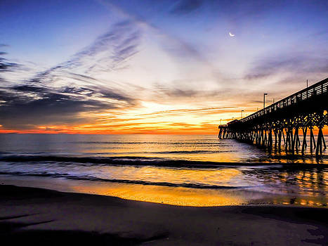 Terry Shoemaker - Sunrise in Garden City SC