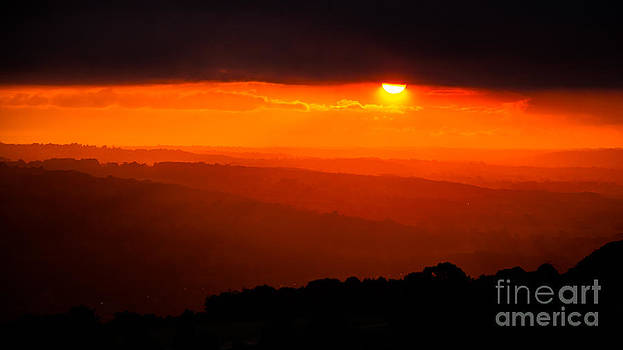 Mariusz Talarek - Sunrise in Ilkley
