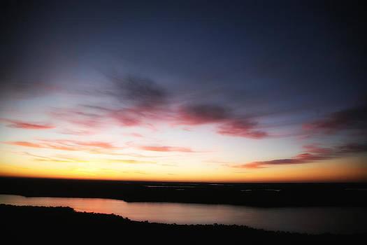 Sunrise in January by Carol Kinkead