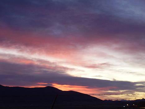 Sunrise in MT by Yvette Pichette