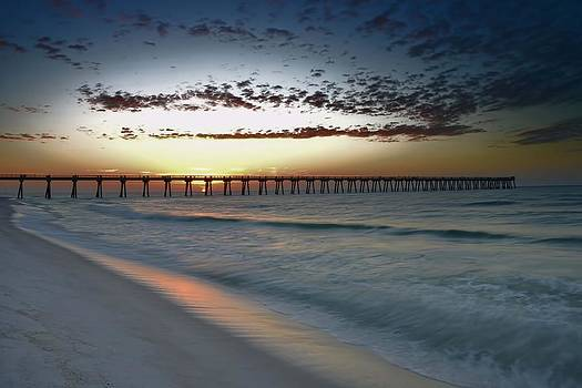 Sunrise in Paradise 2 by Renee Hardison