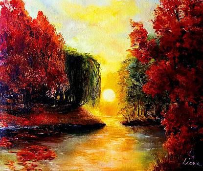Sunrise In Summer  by Liana Horbaniuc