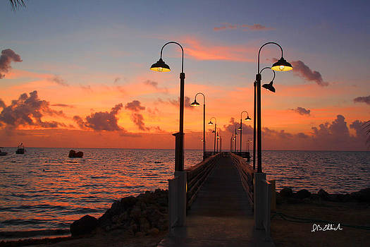 Sunrise in the Florida Keys by IB Ehrlich