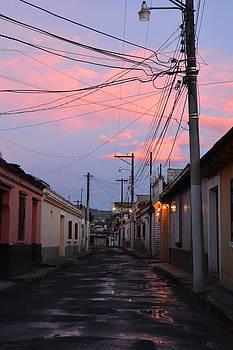 Sunrise in Xela by Lisa Lieberman