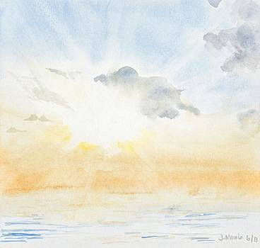 Sunrise by Jean Moule