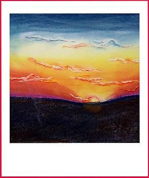 Sunrise by Juna Dutta