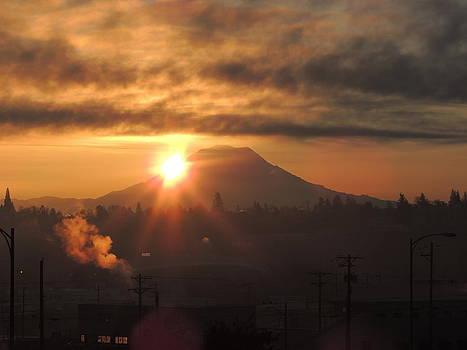 Sunrise by Keith Rautio