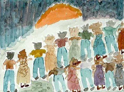 Lesley Fletcher - Sunrise