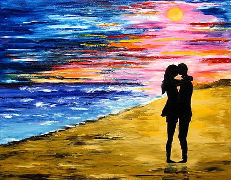Sunrise love by Mariana Stauffer