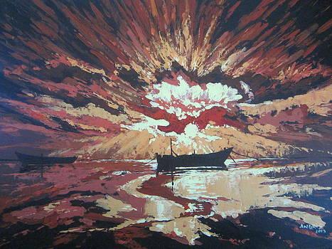 Sunrise Madness by Andrei Attila Mezei