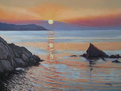 Sunrise by Andrei Attila Mezei