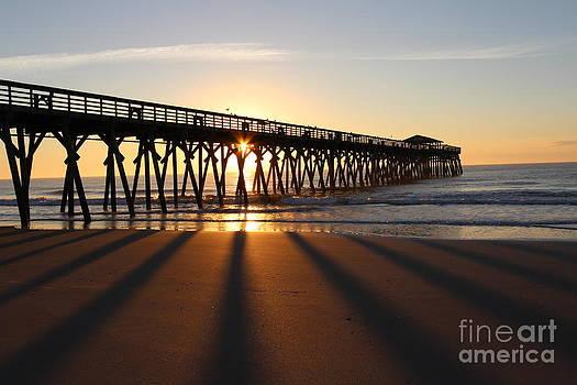 Sunrise Myrtle Beach State Park by Jeffrey Akerson